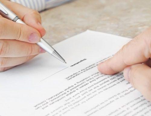 Die modifizierte Unterlassungserklärung